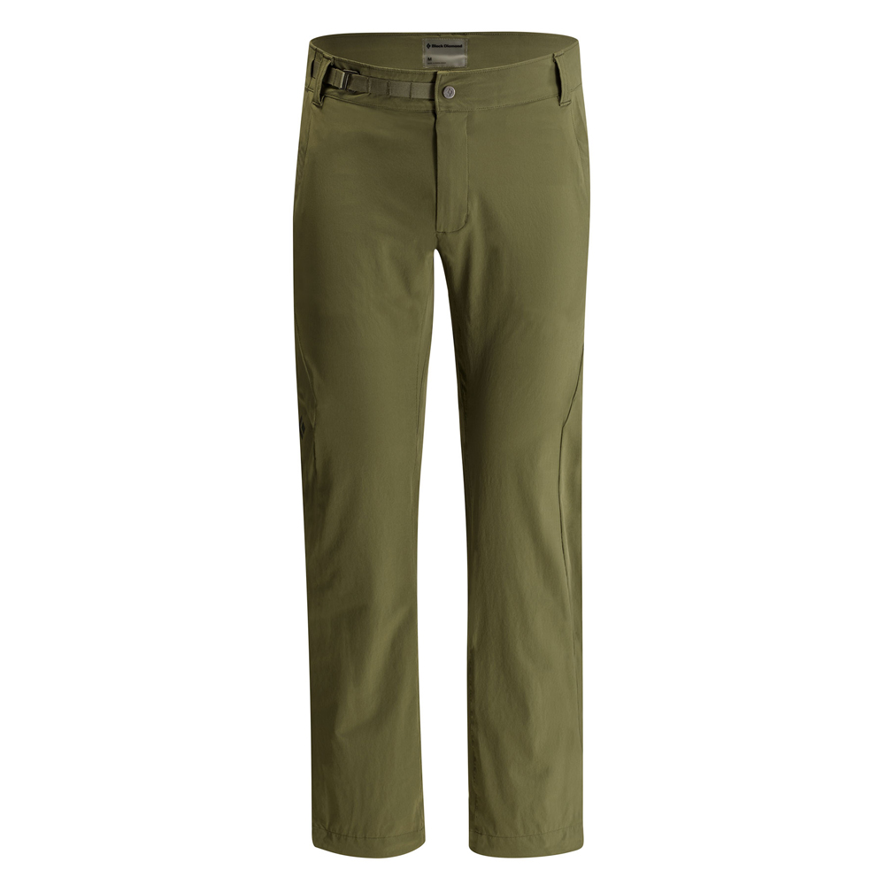 Alpine Light Pants Burnt Olive Black Diamond