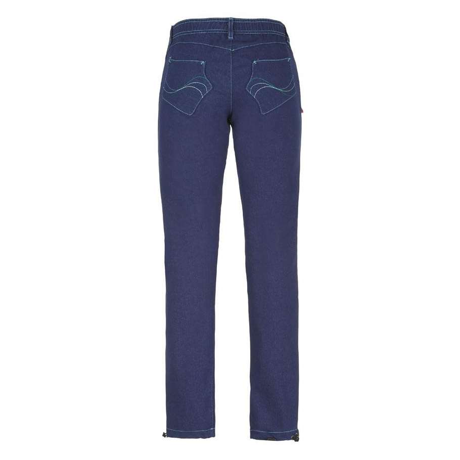 E9 Ili Woman BLUE DENIM