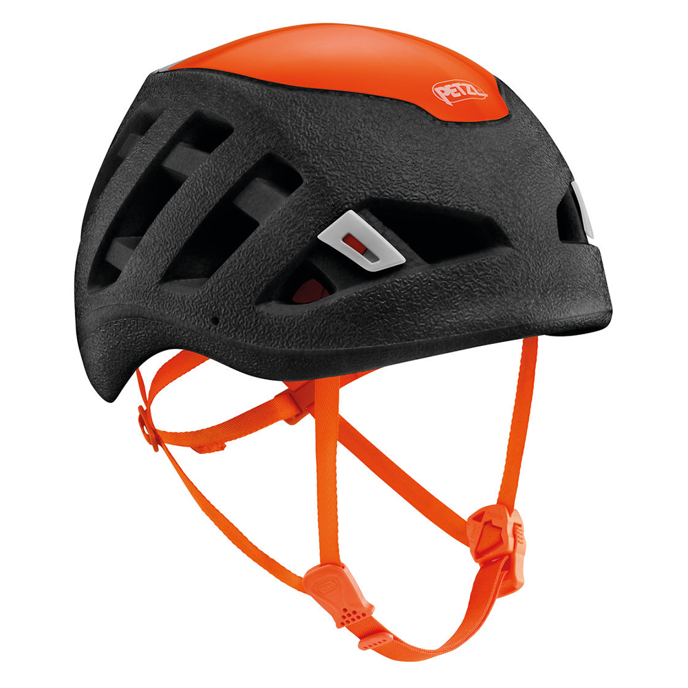 Petzl Sirocco Black / Orange