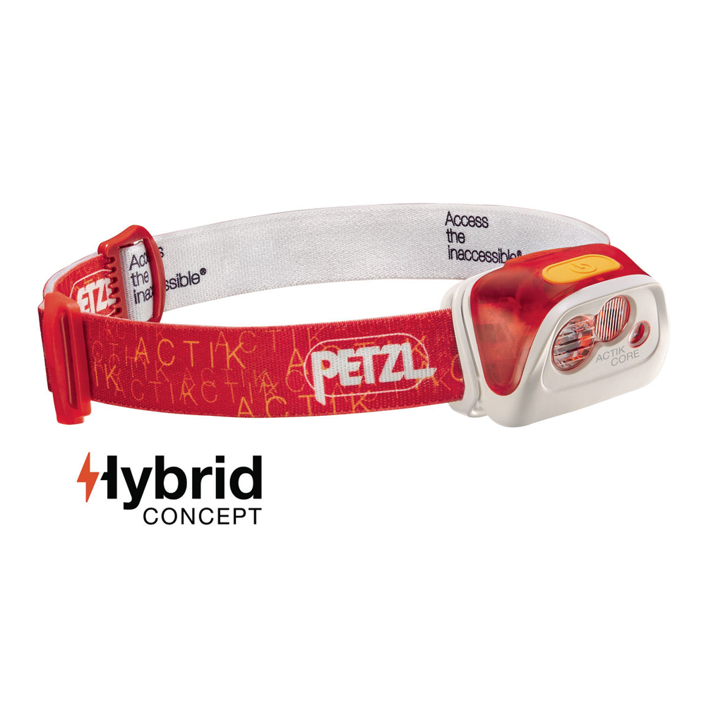 ACTIK CORE Red Petzl