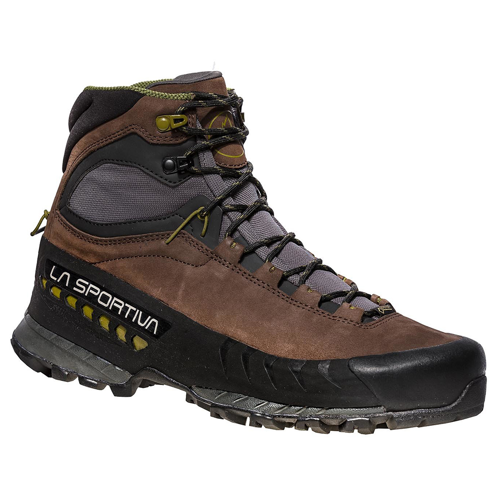 La Sportiva TX5 Gore-Tex Chocolate / Avocado