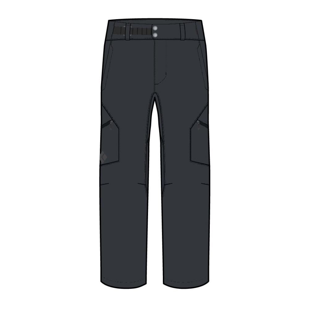 WINTER Alpine Pants Black Diamond