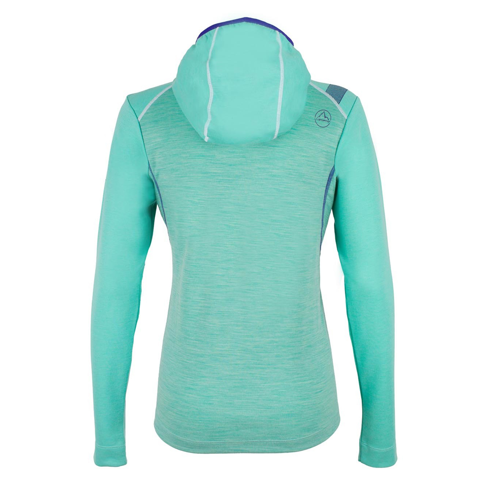 La Sportiva Saturn Hoody Woman Mint