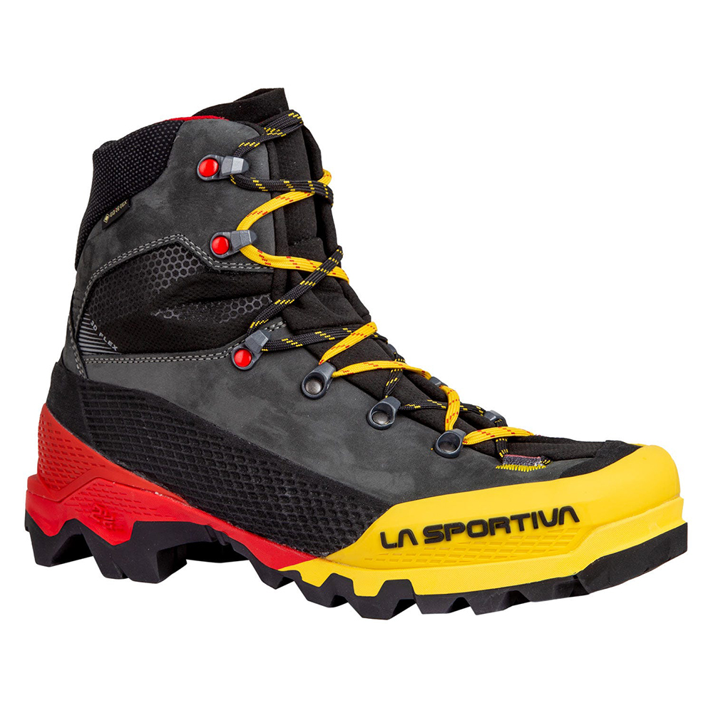 Mountain Equipment Lhotse Jacket Imperial Red / Crimson