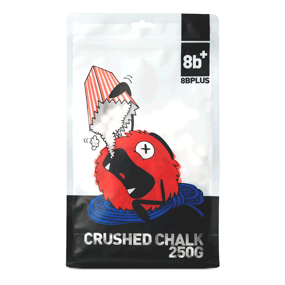 8B+ 250 G CRUSHED CHALK
