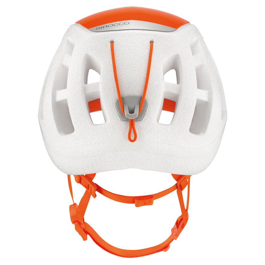 Petzl Sirocco White / Orange