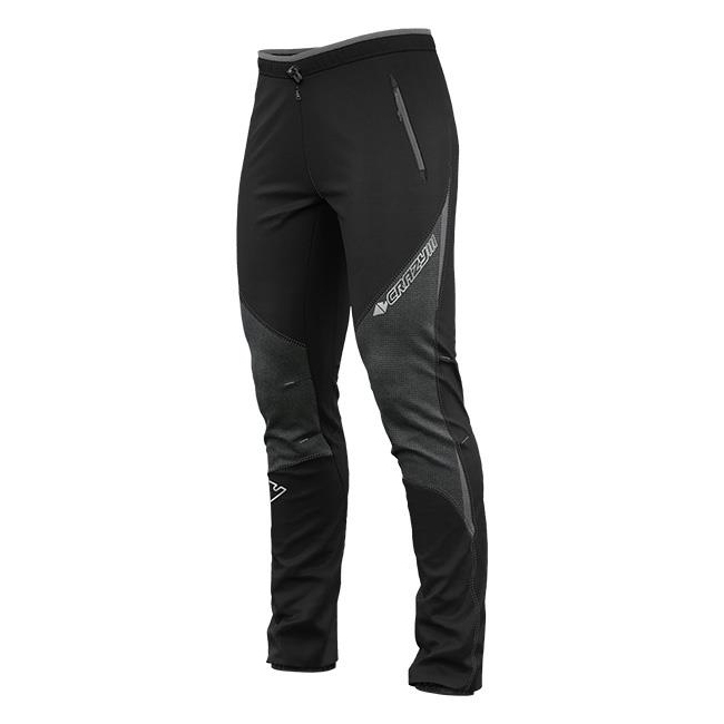 Pant Viper LIGHT Man Black Crazy Idea
