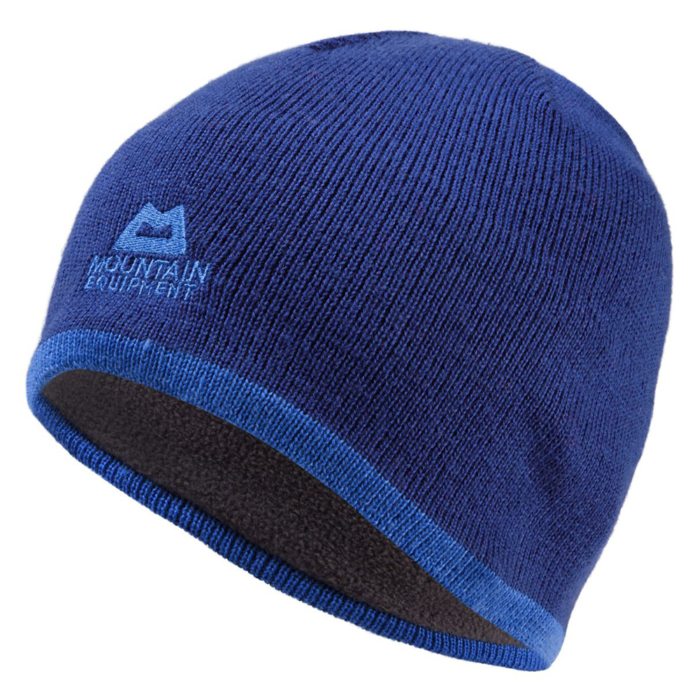 Plain Knitted Beanie Sodalite / Lt Ocean Mountain Equipment