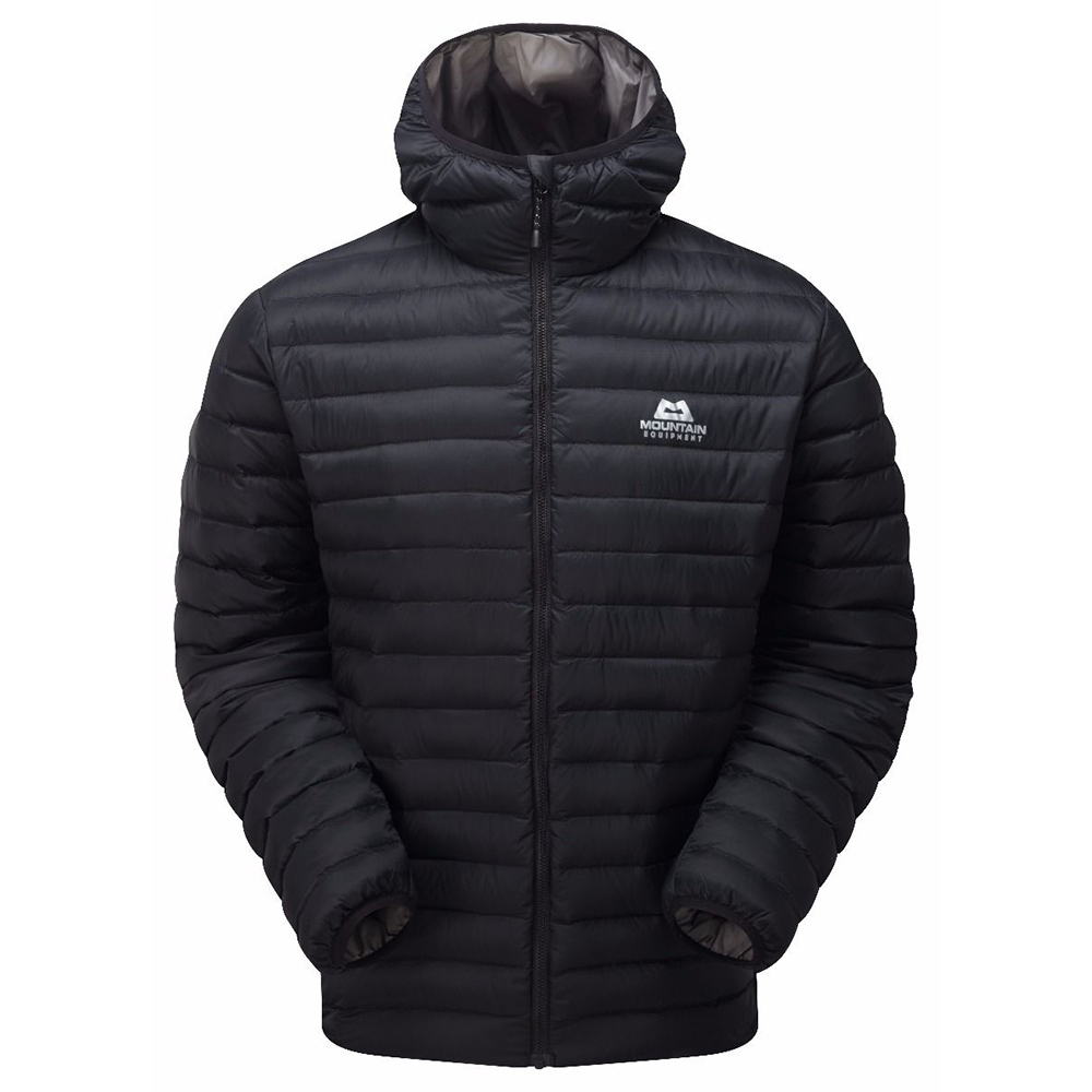 Arete Hooded Jacket Black Mountain Equipment