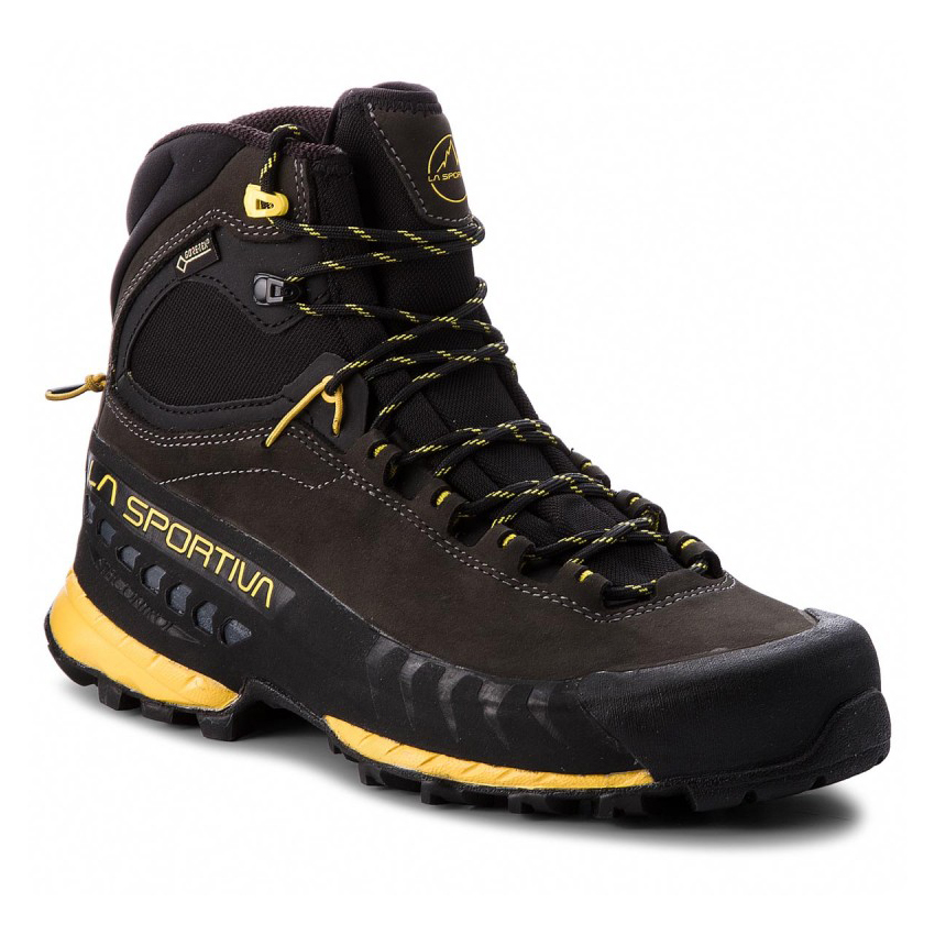 TX5 Gore-Tex Carbon / Yellow