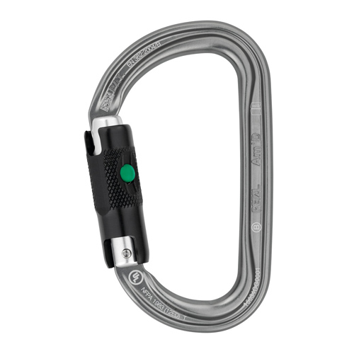 Petzl Am'D BALL-LOCK