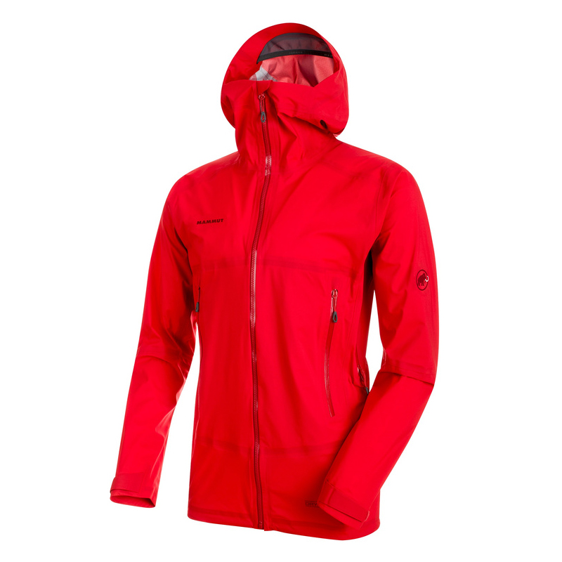 Masao Light HS Hooded Jacket Men Magma Mammut
