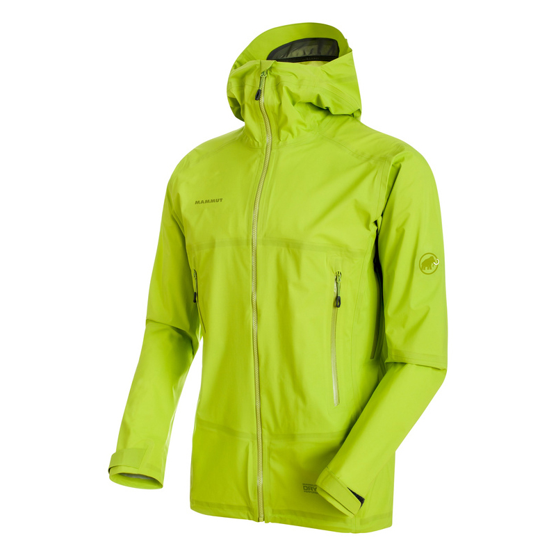 Masao Light HS Hooded Jacket Men Sprout Mammut