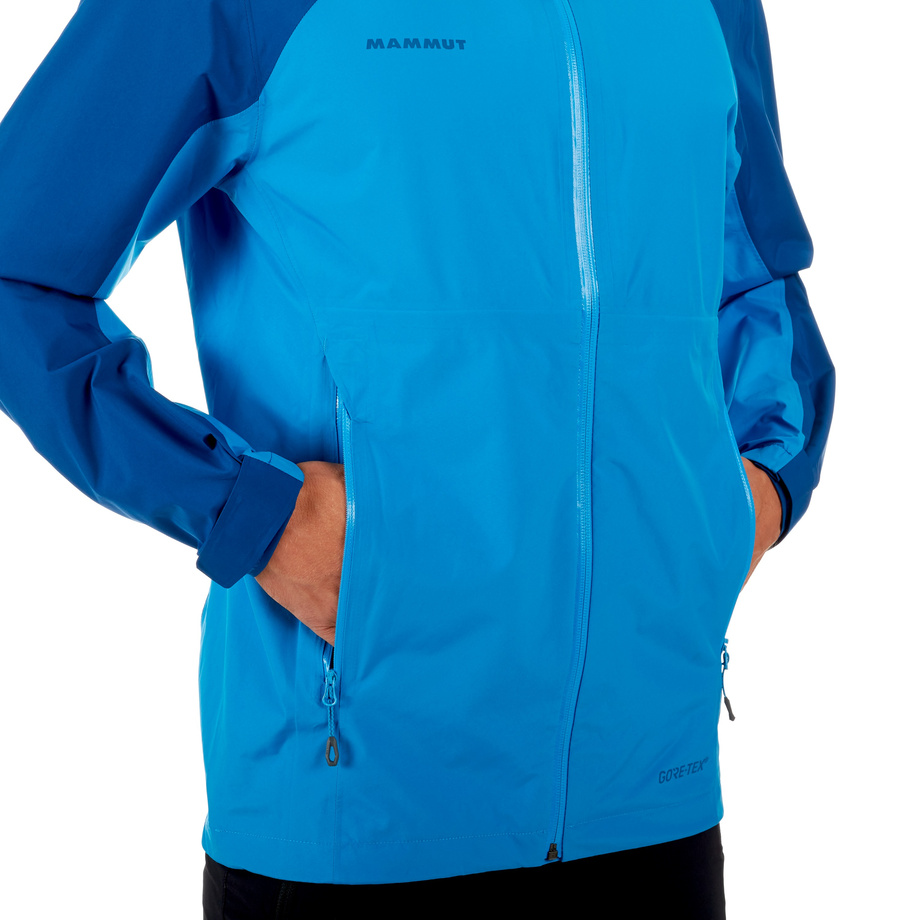 Convey Tour HS Hooded Jacket Men Magma Mammut