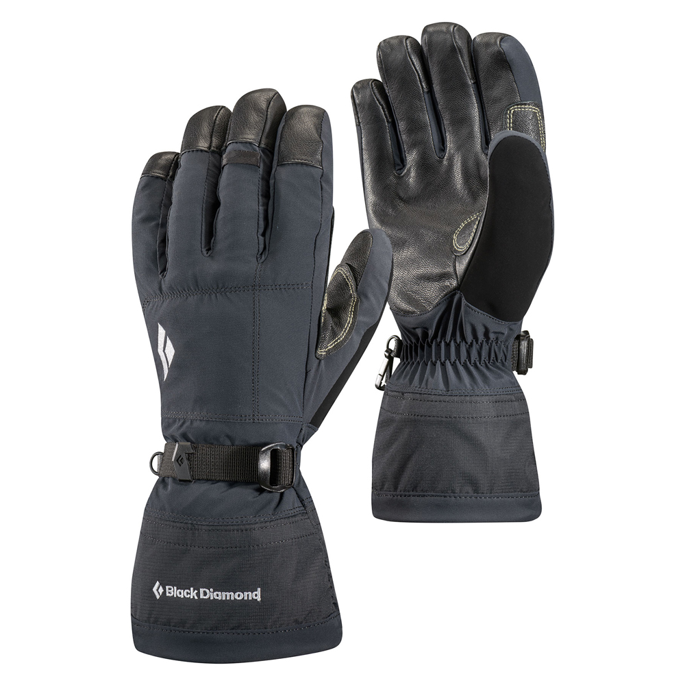 Soloist Gloves Black Diamond