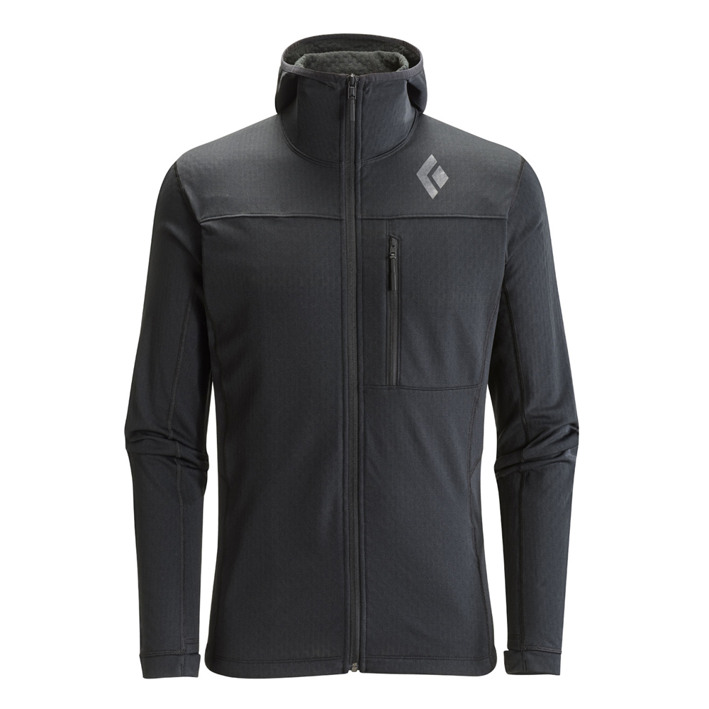 CoEfficient Hoody Black