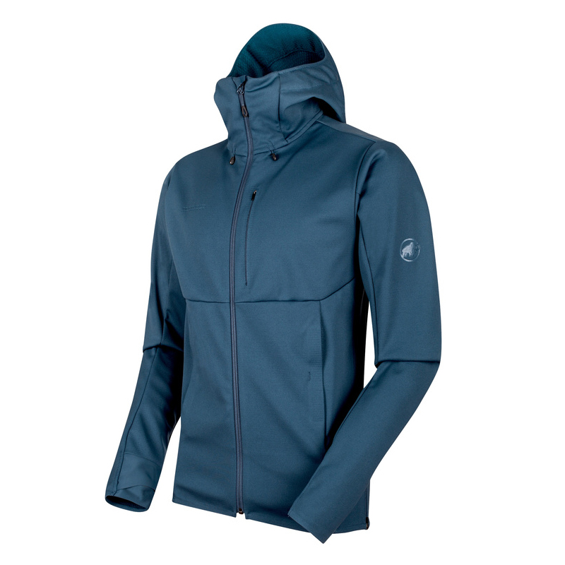 Ultimate V SO Hooded Jacket Men Jay Mammut