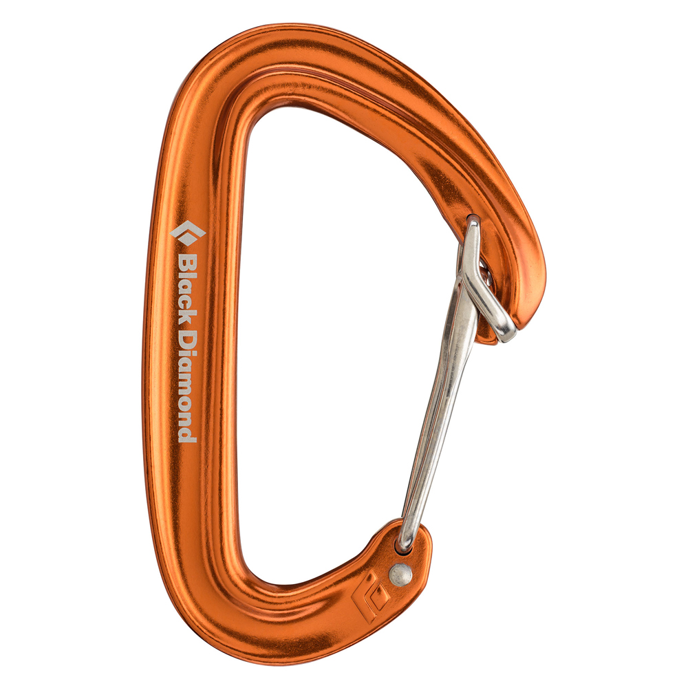 Oz Carabiner Orange Black Diamond