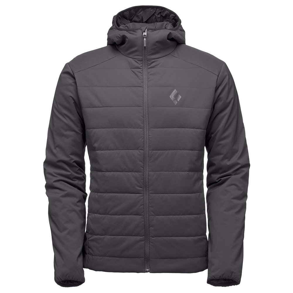 First Light Hoody Smoke Black Diamond