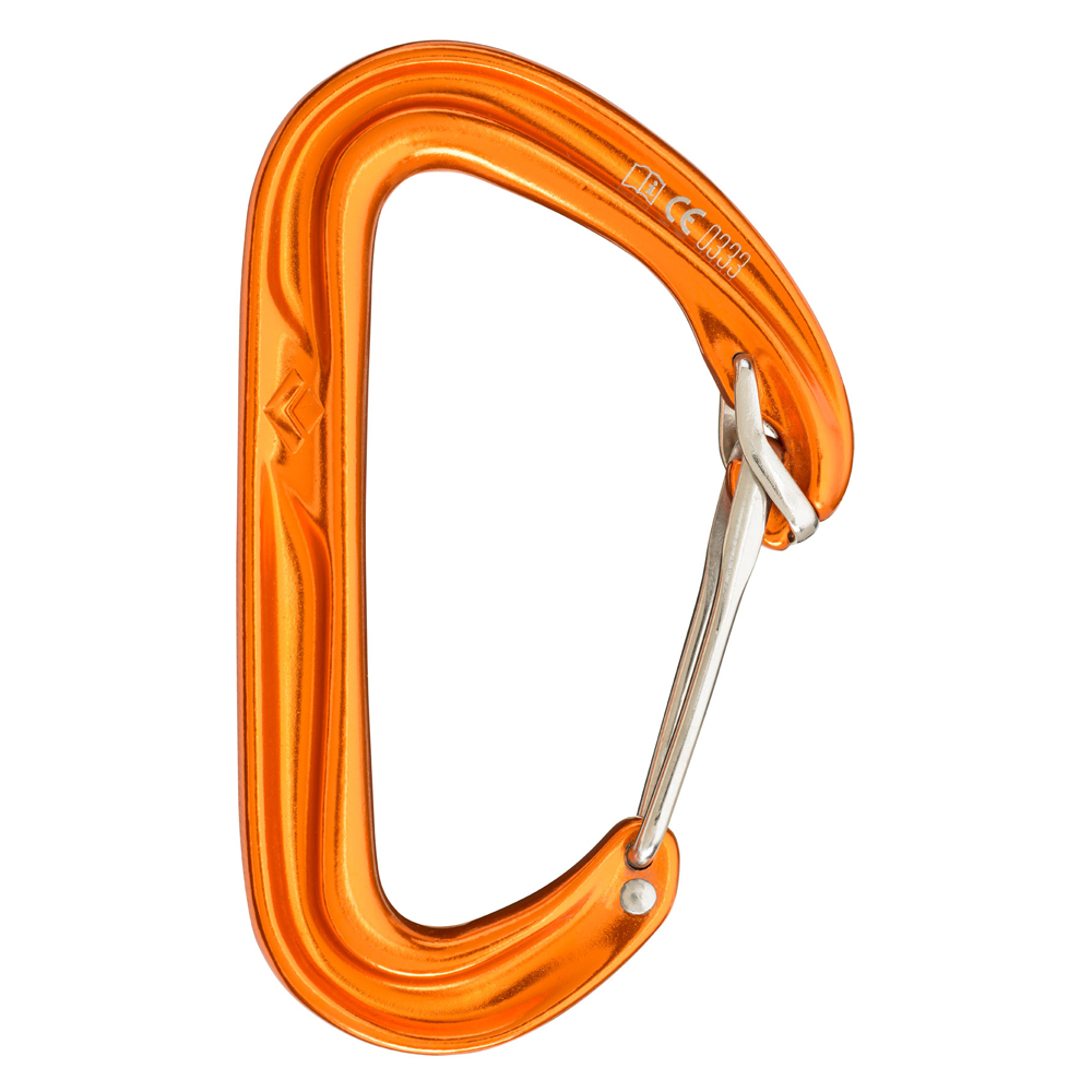 HoodWire Carabiner Orange